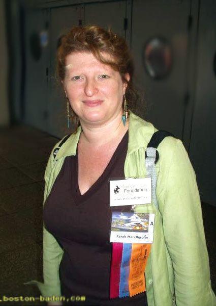 Farah Mendlesohn WordBasket Critic of the WeekFarah Mendlesohn