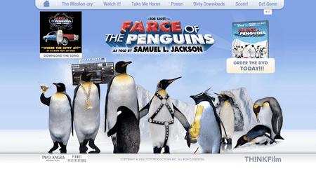 Farce of the Penguins ON Penguins Gone Wild