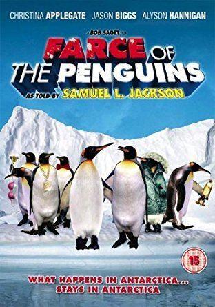 Farce of the Penguins Farce Of The Penguins 2006 DVD Amazoncouk Bob Saget David