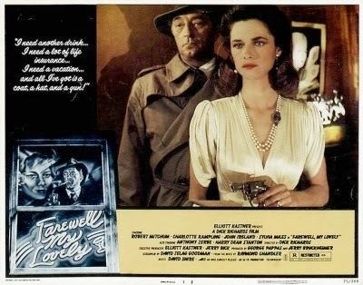 Farewell, My Lovely (1975 film) Farewell My Lovely 1975 Film Noir of the Week