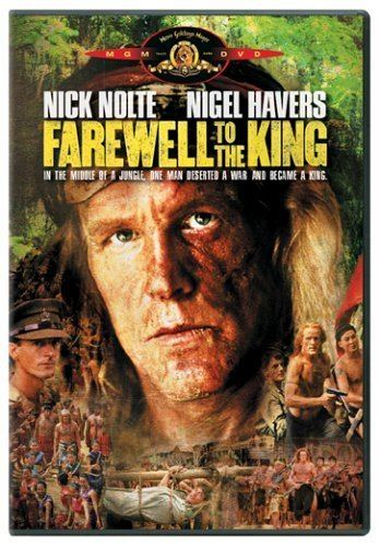Farewell to the King Amazoncom Farewell to the King Nick Nolte Nigel Havers Frank