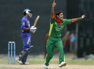 Farhad Reza only change in Bangladesh squad for World T20 Cricket