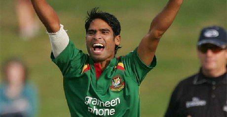 Farhad Reza in Bangladesh WT20 Squad Legends of Sports
