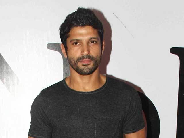 Farhan Akhtar Farhan Akhtar I Suffer From Stage Fright Every Single