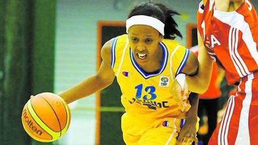 Farhiya Abdi Farhiya Abdi first Somali to be drafted into the WNBA