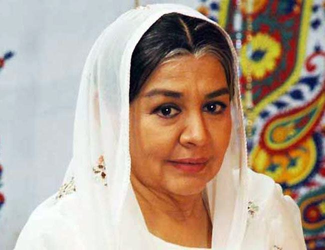 Farida Jalal Farida Jalal converts to Christianity in the hope of an
