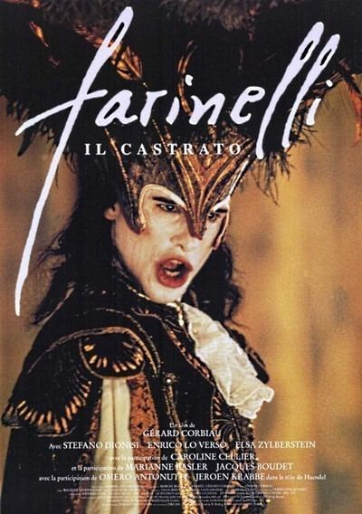 Farinelli (film) Farinelli Movie Review Film Summary 1995 Roger Ebert