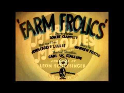 Farm Frolics Farm Frolics Original Title Card YouTube