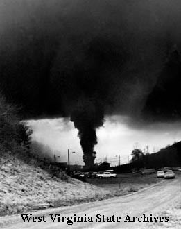 Farmington Mine disaster On This Day in West Virginia History November 30