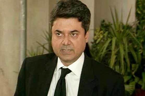Farogh Naseem MQM39s Farogh Naseem denies Altaf Hussain39s arrest