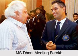Engineer Indian Cricket Player