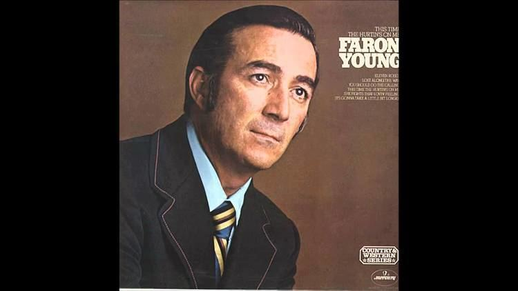 Faron Young Faron YoungLost Along The Way YouTube