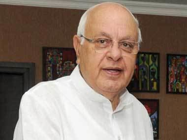 Farooq Abdullah PoK is a part of Pakistan JampK will remain part of India