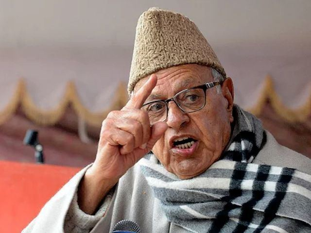 Farooq Abdullah Farooq Abdullah Age Biography Wife Affairs Family Caste More