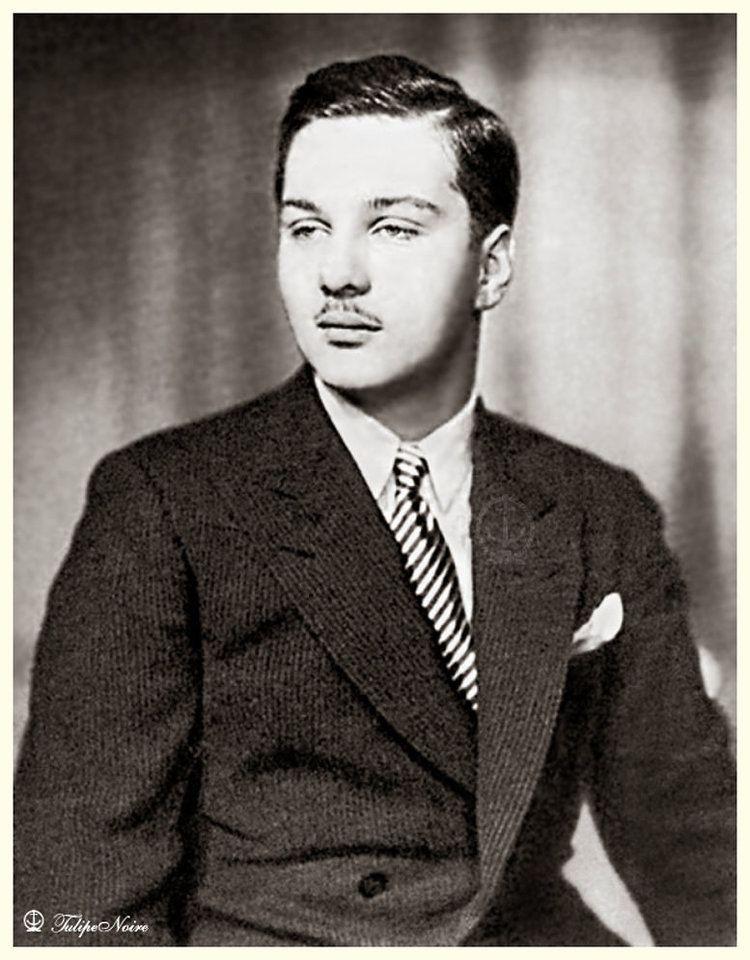 Farouk of Egypt HM King Farouk I Of Egypt In 1937 Flickr Photo Sharing