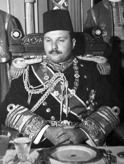 Farouk of Egypt king farouk of egypt Tumblr