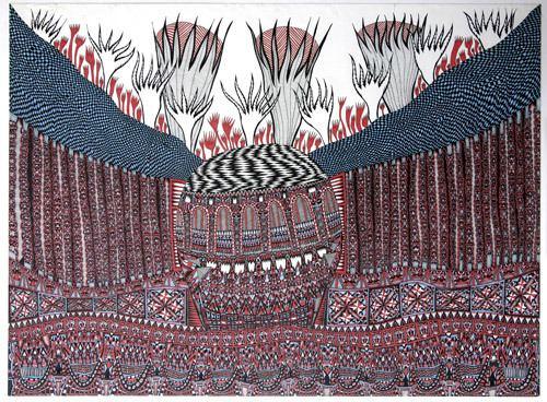 Farouq Molloy Farouq Molloy Outsider Artist British Outsider Art