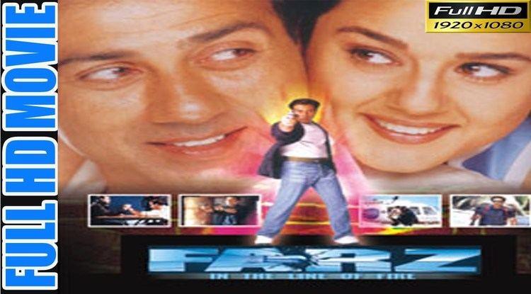 Farz (2001 film) Farz 2001 Sunny Deol Preity Zinta Jackie Shroff Full HD