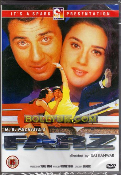 Farz (2001 film) Farz 2001 SPARK DVD
