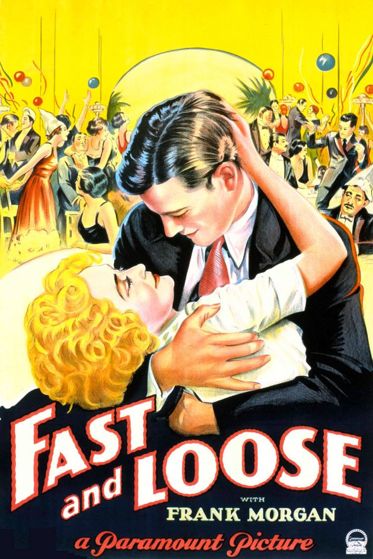 Fast and Loose (1930 film) wwwgstaticcomtvthumbmovieposters47902p47902