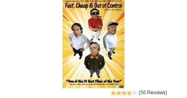 Fast, Cheap & Out of Control Amazoncom Fast Cheap and Out of Control Dave Hoover Ray Mendez