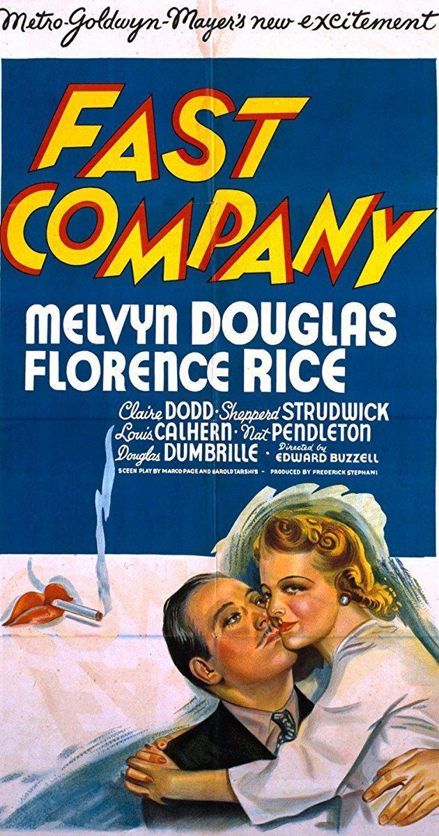 Fast Company (1938 film) Fast Company 1938 IMDb