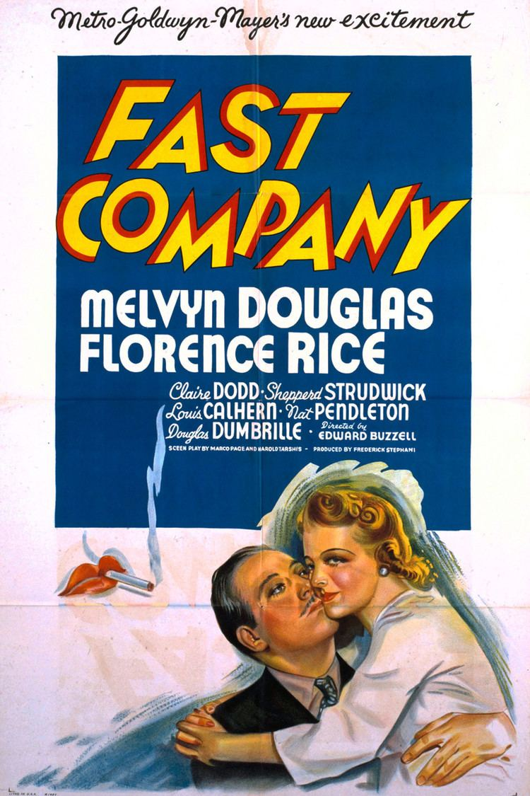 Fast Company (1938 film) wwwgstaticcomtvthumbmovieposters14676p14676