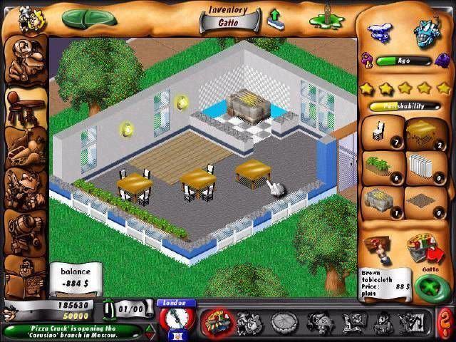 Fast Food Tycoon Fast Food Tycoon Screenshots for Windows MobyGames