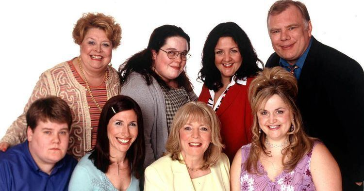 Fat Friends Remember Fat Friends Here39s what the cast are doing over a decade