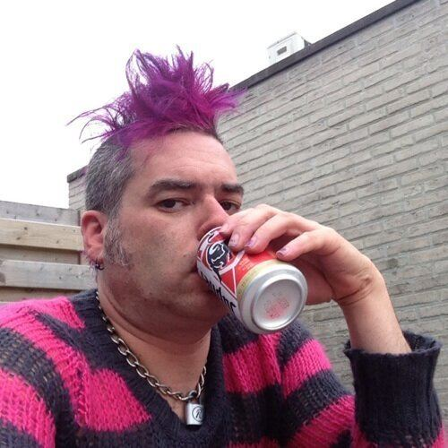 Fat Mike Mike Burkett FatMikeofNOFX Twitter