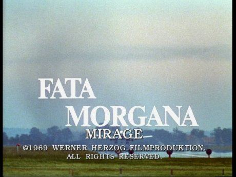 Fata Morgana (1971 film) Fata Morgana 1971 DVD review at Mondo Esoterica