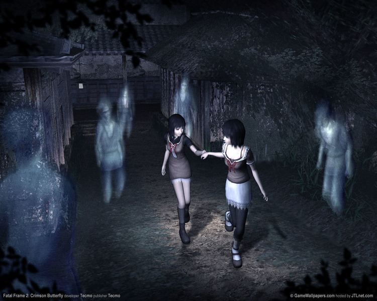 Fatal Frame 1000 images about fatal frame 2 on Pinterest Lost The two and