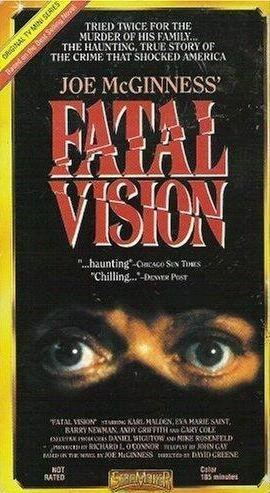 Fatal Vision (miniseries) Amazoncom Fatal Vision VHS Karl Malden Eva Marie Saint Barry