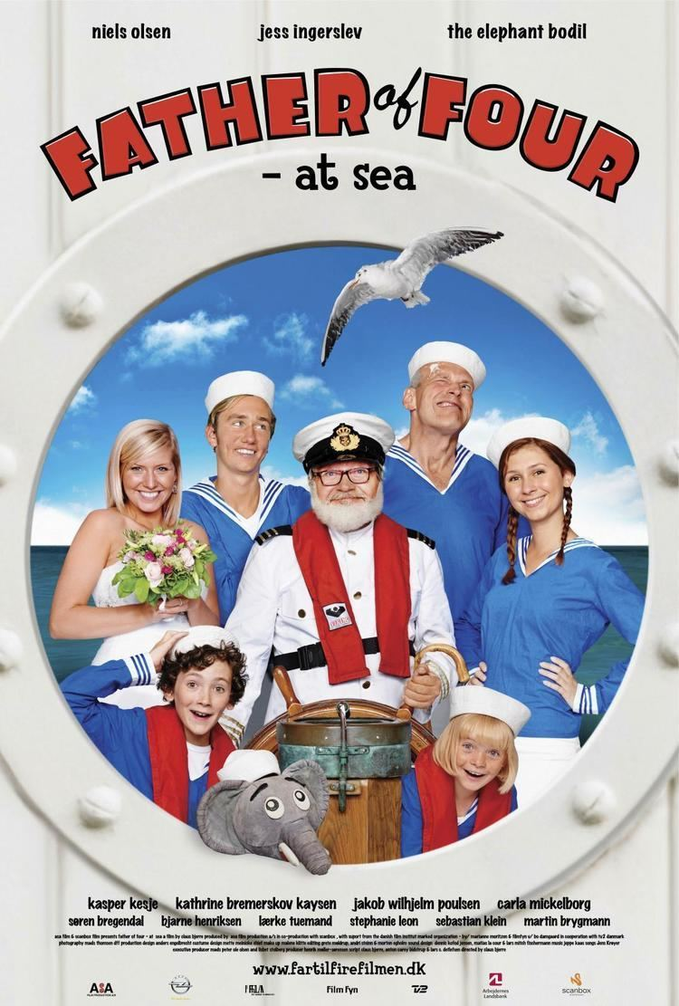 Father of Four Father of Four At sea FilmcommissionFyn
