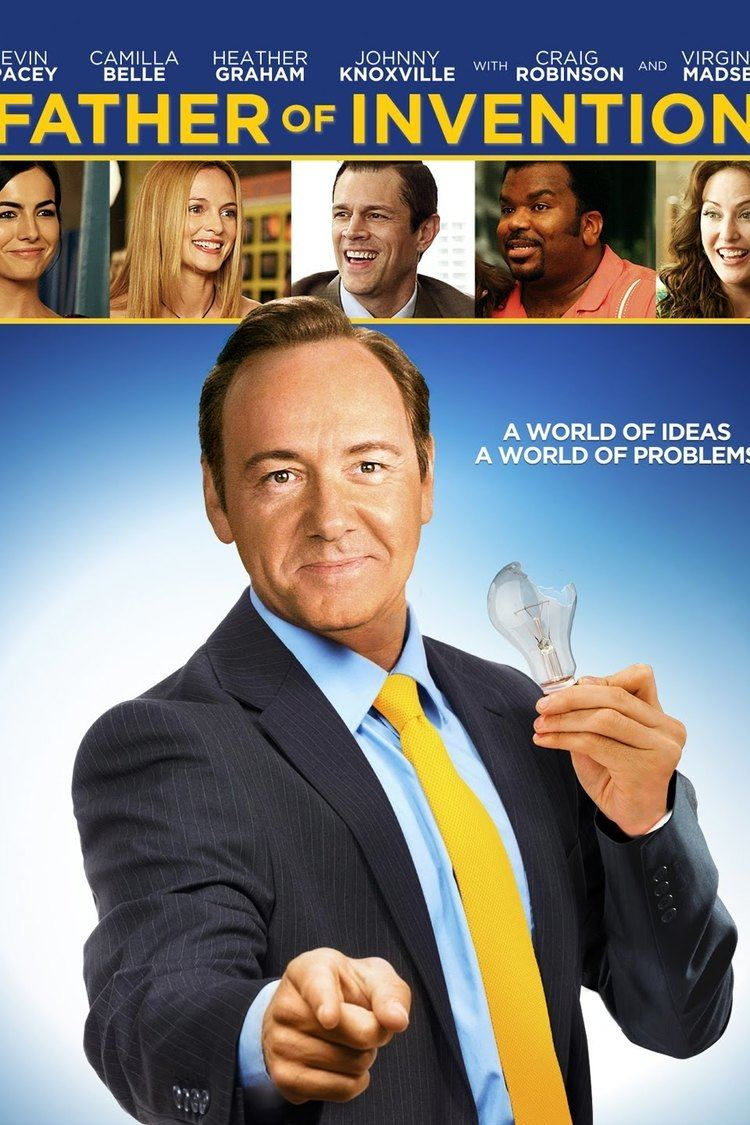 Father of Invention wwwgstaticcomtvthumbmovieposters8803331p880
