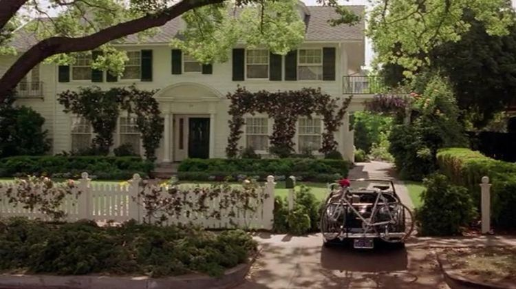 Father of the Bride (1991 film) movie scenes  Backyard Scenes Were Filmed At A Different House Located At 500 N Almansor Road Alhambra You Can Read More About This House At The Hooked On Houses