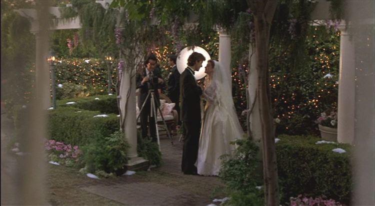 Father of the Bride (1991 film) movie scenes Wedding in the Father of the Bride Movie