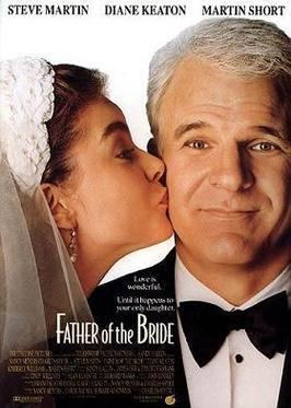 Father of the Bride (1991 film) movie poster