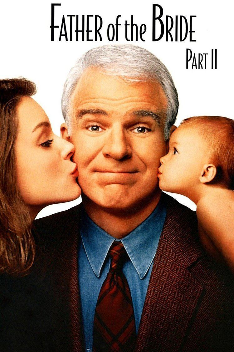 Father of the Bride Part II wwwgstaticcomtvthumbmovieposters17461p17461