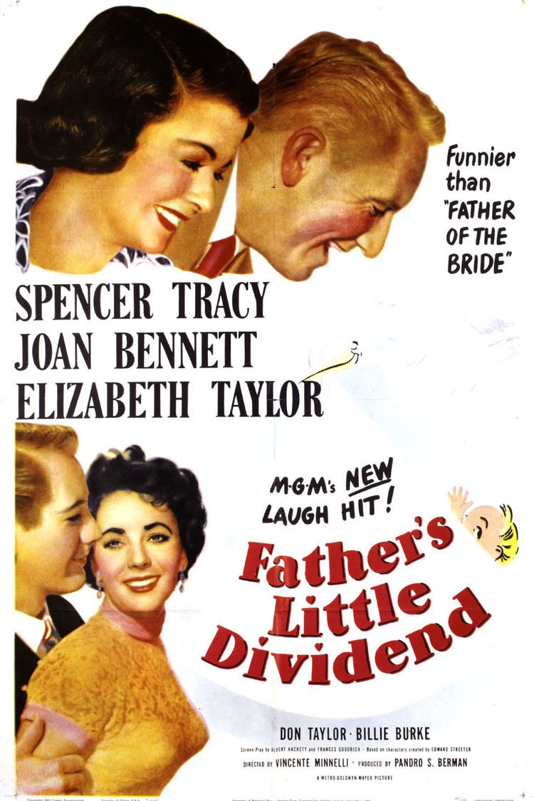 Father's Little Dividend wwwgstaticcomtvthumbmovieposters3717p3717p