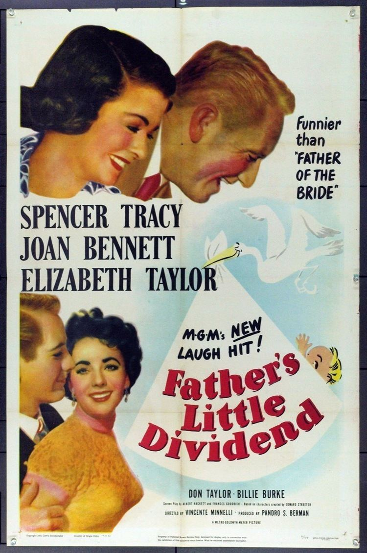 Father's Little Dividend Fathers Little Dividend HG Distribution