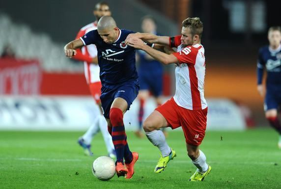 Fatih Candan Fatih Candan Tormaschine will zurck in die Regionalliga Fuball