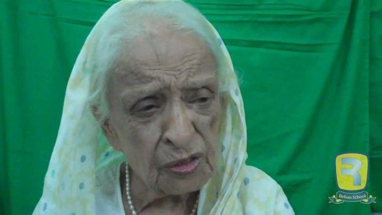 Fatima Surayya Bajia Manners And Ethics by Fatima Surayya Bajia YouTube