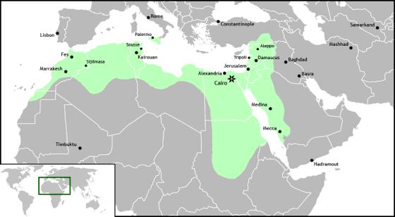 Fatimid Caliphate The SocioEconomic Aspects of the Fatimid Caliphate Simerg