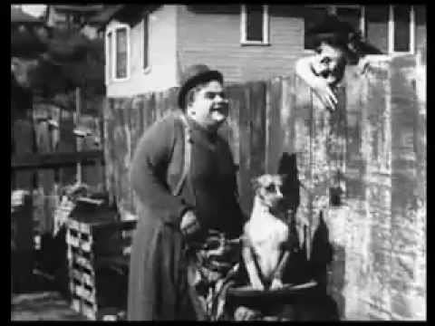 Fatty's Plucky Pup Fattys Plucky Pup 1915 YouTube