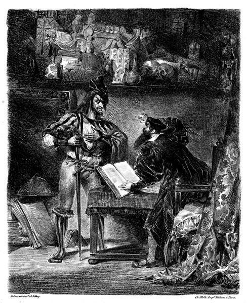 Faust Goethe Johann Wolfgang von Faust Part I Scenes I to III