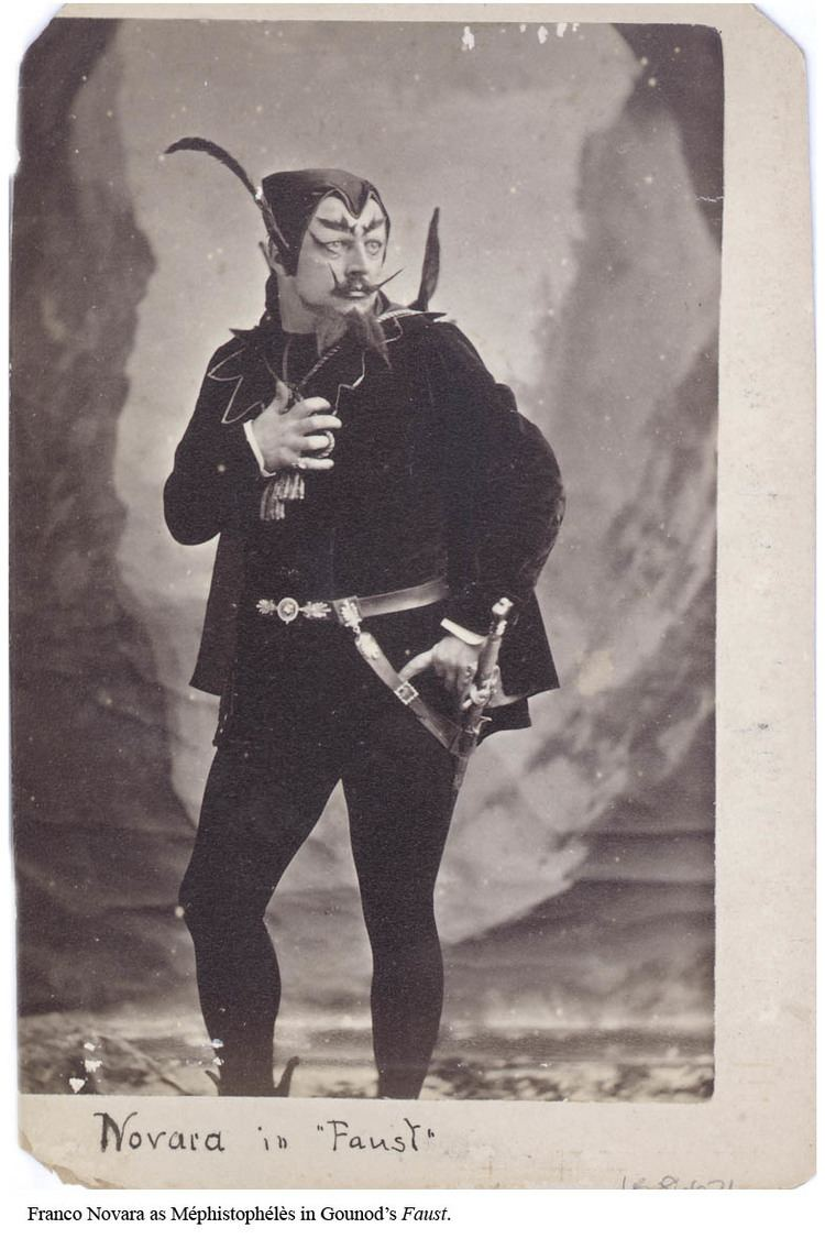 Faust Faust Opening Night 1883