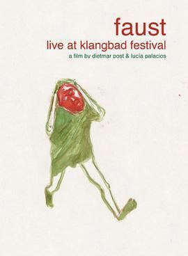 Faust: Live at Klangbad Festival movie poster