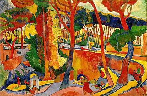 Fauvism What Is 39Fauvism39