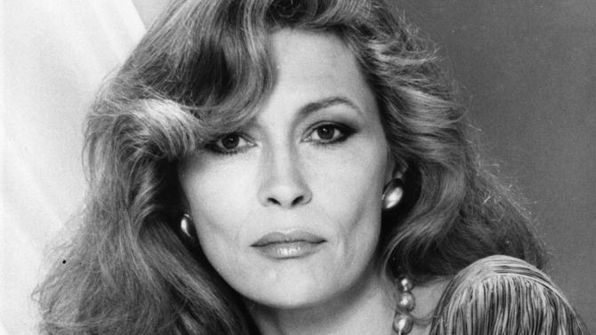 Faye Dunaway Faye Dunaway To Open France39s Lumiere Fest Variety